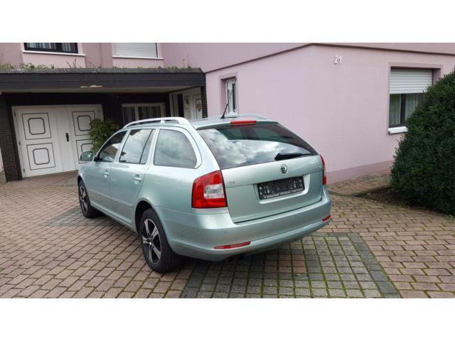 verkauft skoda octavia combi elegance gebraucht 2009 km in nidda. Black Bedroom Furniture Sets. Home Design Ideas