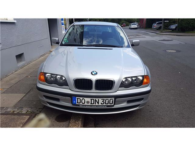 verkauft bmw 316 i gebraucht 2000 km in dortmund. Black Bedroom Furniture Sets. Home Design Ideas