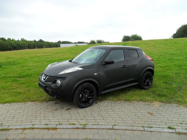 verkauft nissan juke pure black 225ps gebraucht 2012 3. Black Bedroom Furniture Sets. Home Design Ideas