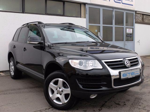 verkauft vw touareg r5 tdi 2 5l klima gebraucht 2008 km in pfullingen. Black Bedroom Furniture Sets. Home Design Ideas