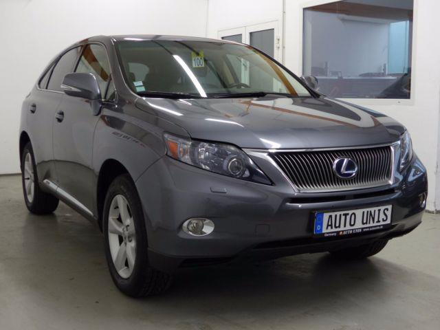 verkauft lexus rx450h rx 450h hybrid gebraucht 2012 km in wesel. Black Bedroom Furniture Sets. Home Design Ideas