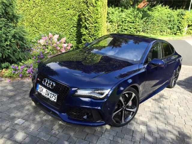 verkauft audi rs7 gebraucht 2014 km in arnsberg autouncle. Black Bedroom Furniture Sets. Home Design Ideas