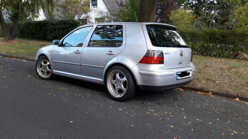 verkauft vw golf iv gti exklusive gebraucht 2002 km in tornesch. Black Bedroom Furniture Sets. Home Design Ideas