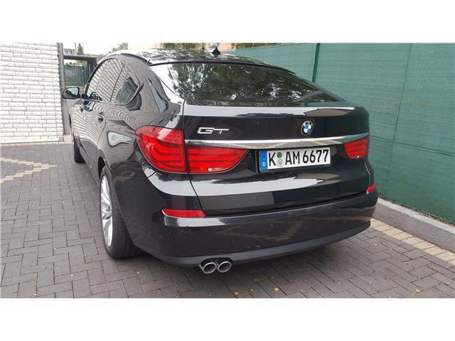 gebraucht 5er gt bmw 530 gran turismo 2010 km. Black Bedroom Furniture Sets. Home Design Ideas