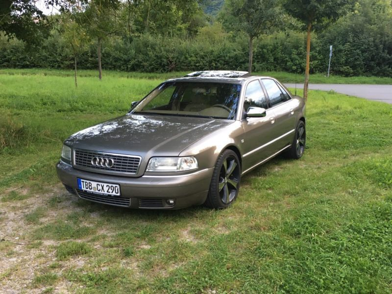 verkauft audi a8 3 3 tdi quattro gebraucht 2002 km in heldenstein. Black Bedroom Furniture Sets. Home Design Ideas