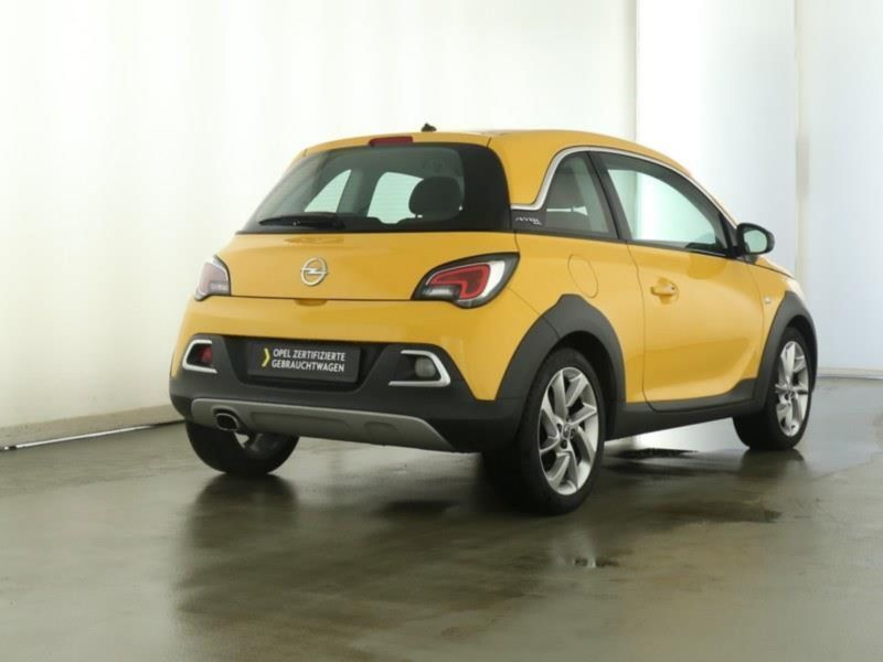 238 gebrauchte opel adam rocks opel adam rocks. Black Bedroom Furniture Sets. Home Design Ideas