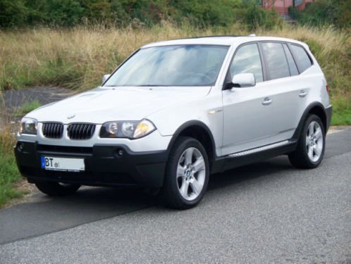 verkauft bmw x3 gebraucht 2006 km in bad. Black Bedroom Furniture Sets. Home Design Ideas