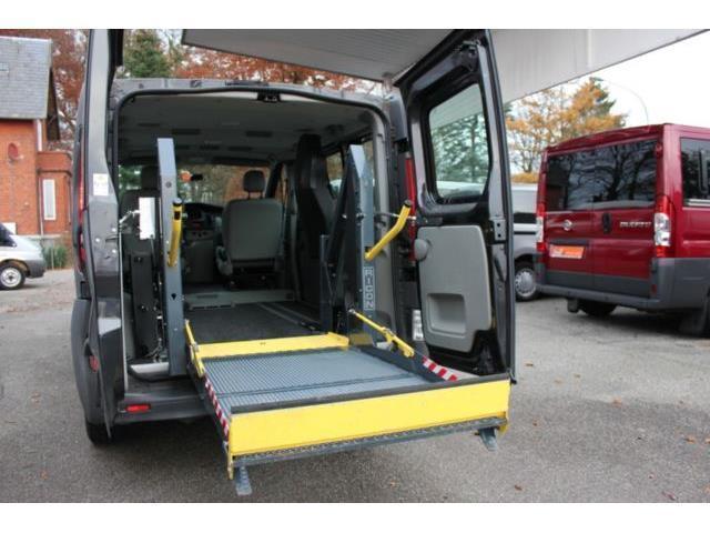 verkauft opel vivaro klima standheiz gebraucht 2011 km in l beck. Black Bedroom Furniture Sets. Home Design Ideas