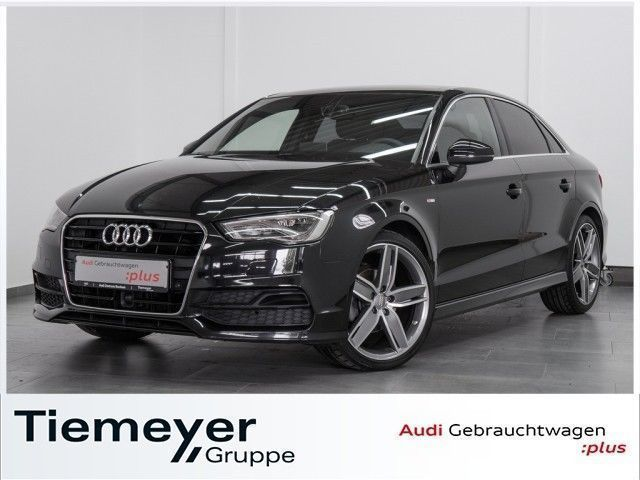 verkauft audi a3 limousine 2 0 tdi s l gebraucht 2013 km in bochum. Black Bedroom Furniture Sets. Home Design Ideas