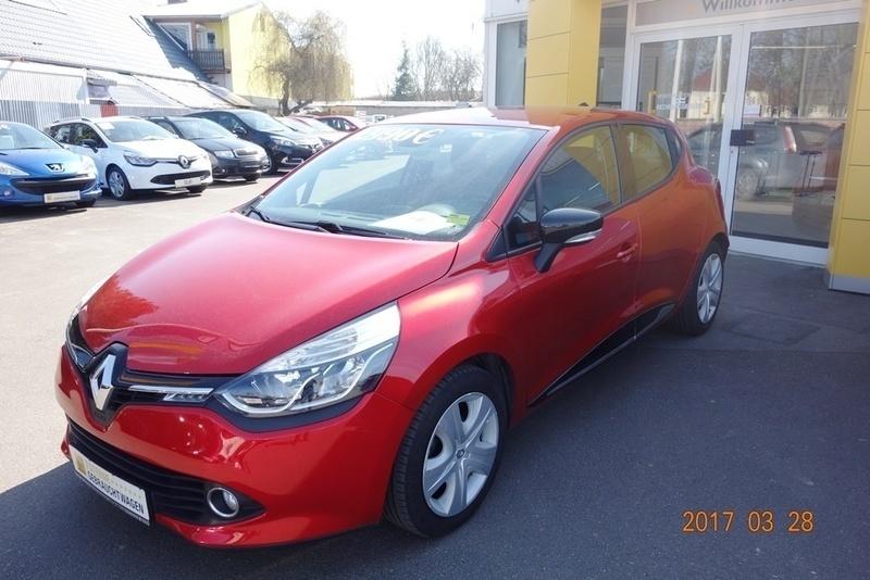 gebraucht Renault Clio 0.9 TCe Luxe Klimaautomatik