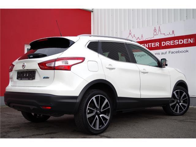 verkauft nissan qashqai 1 6 dci tekna gebraucht 2014 km in dresden. Black Bedroom Furniture Sets. Home Design Ideas