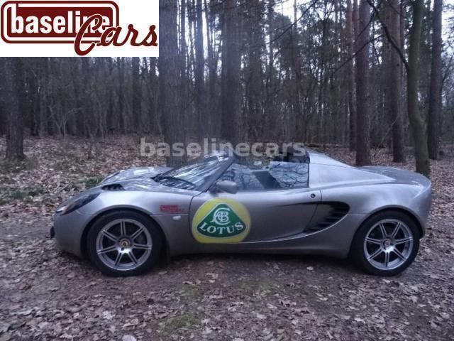 verkauft lotus elise 111r toyota moto gebraucht 2004. Black Bedroom Furniture Sets. Home Design Ideas