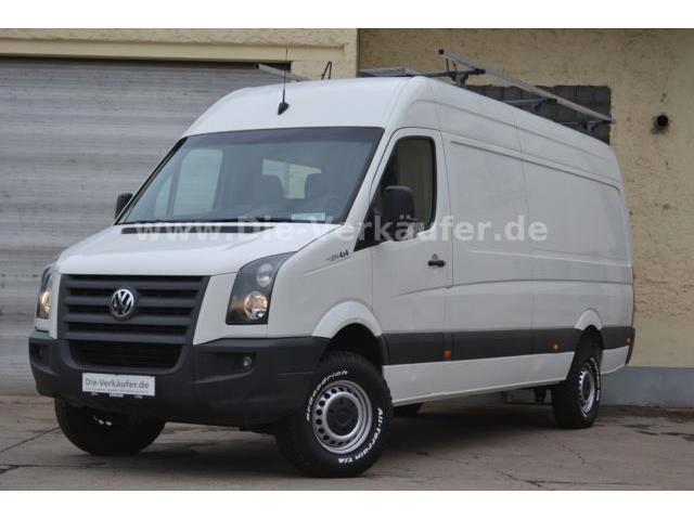 gebraucht allrad achleitner 4x4 maxi 4motion vw crafter 2006 km in erfurt. Black Bedroom Furniture Sets. Home Design Ideas