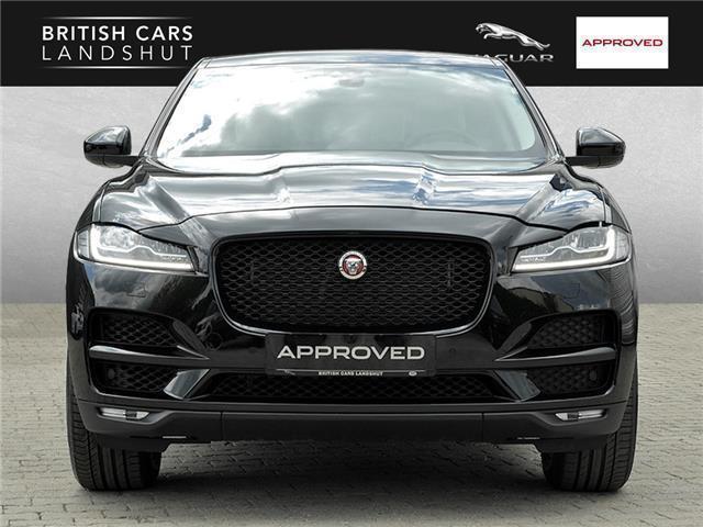f pace gebrauchte jaguar f pace kaufen 377 g nstige autos zum verkauf. Black Bedroom Furniture Sets. Home Design Ideas
