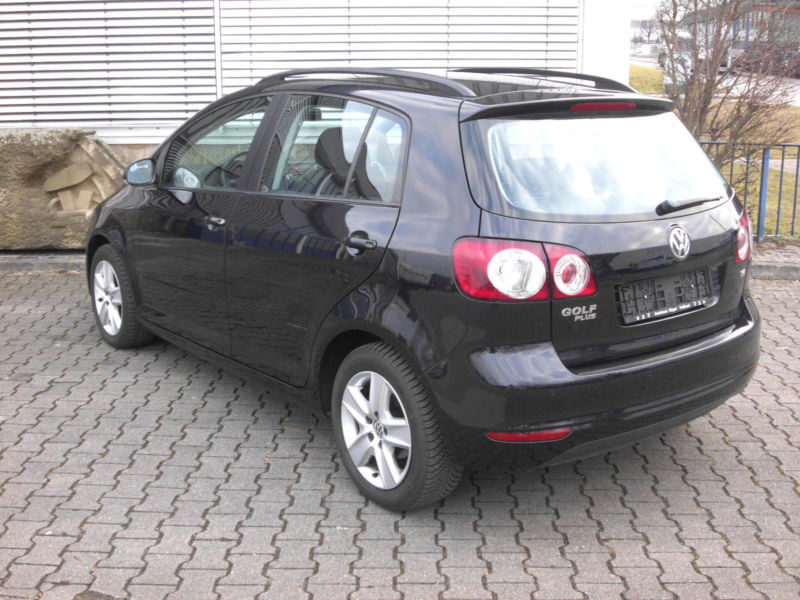 gebraucht trendline vw golf plus 2009 km in falkenstein. Black Bedroom Furniture Sets. Home Design Ideas
