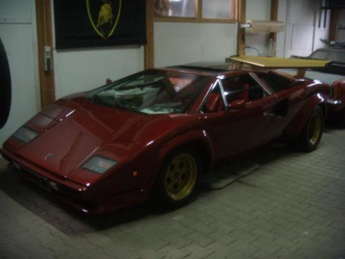 Verkauft Lamborghini Countach Replica Gebraucht 1989 0 Km In