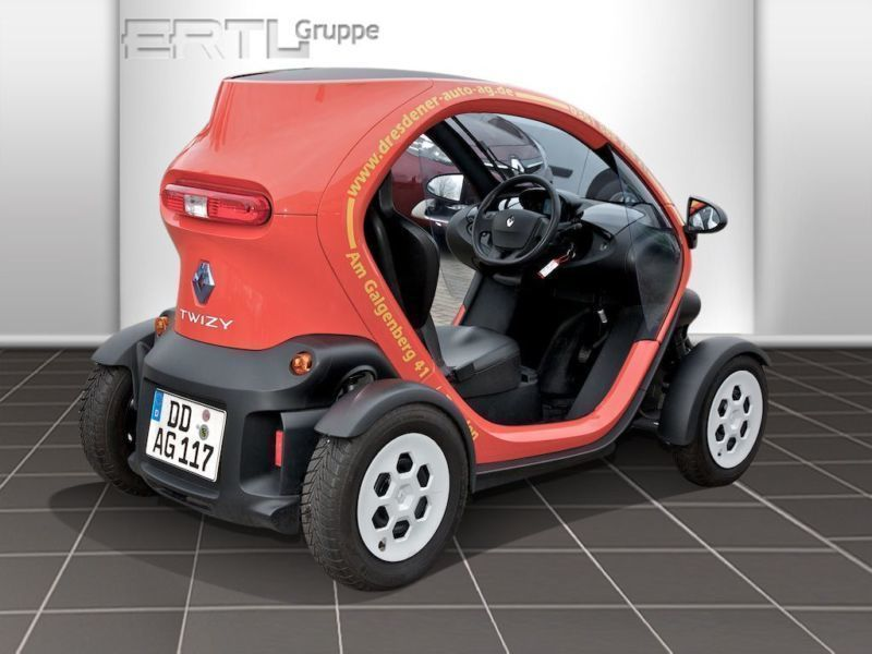 gebraucht urban renault twizy 2013 km in dresden autouncle. Black Bedroom Furniture Sets. Home Design Ideas