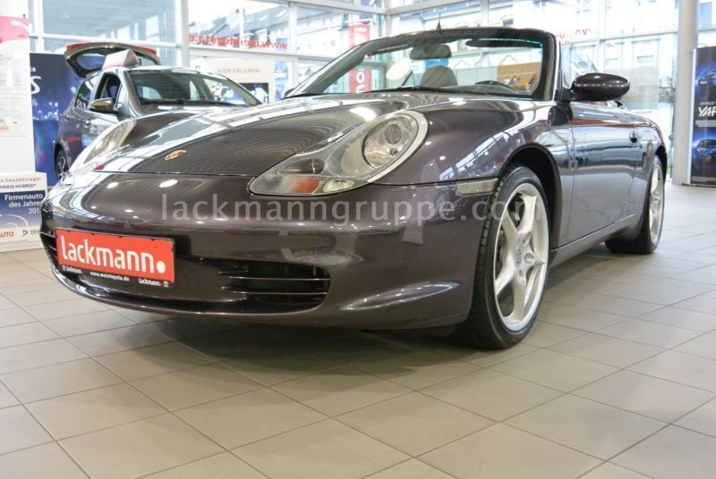 verkauft porsche 996 c4 cabrio gebraucht 2000 km in wuppertal. Black Bedroom Furniture Sets. Home Design Ideas