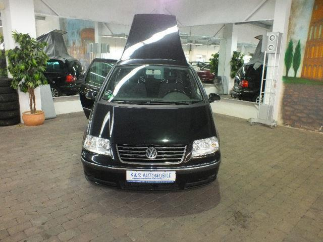 verkauft vw sharan 1 8 t v5 special ca gebraucht 2007 km in bremerhaven. Black Bedroom Furniture Sets. Home Design Ideas