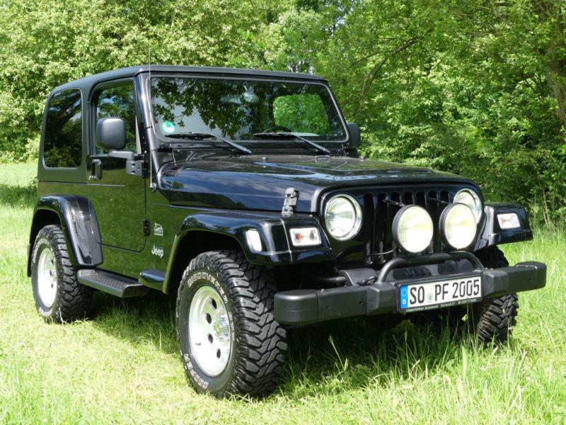 verkauft jeep wrangler 4 0 gebraucht 2006 km in. Black Bedroom Furniture Sets. Home Design Ideas