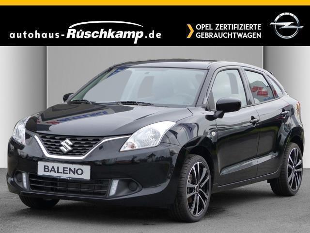 1 4 Gebraucht Suzuki Baleno 12 CLUB LM Felgen Oxxo Schwarz Klima Sitzhz USB E