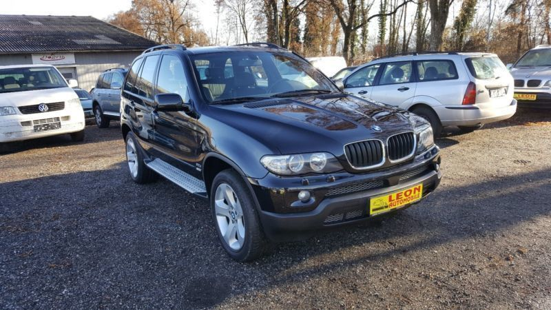 verkauft bmw x5 gebraucht 2005 km in kolbermoor. Black Bedroom Furniture Sets. Home Design Ideas