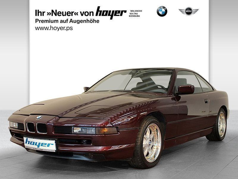 850 gebrauchte bmw 850 kaufen 69 g nstige autos zum. Black Bedroom Furniture Sets. Home Design Ideas