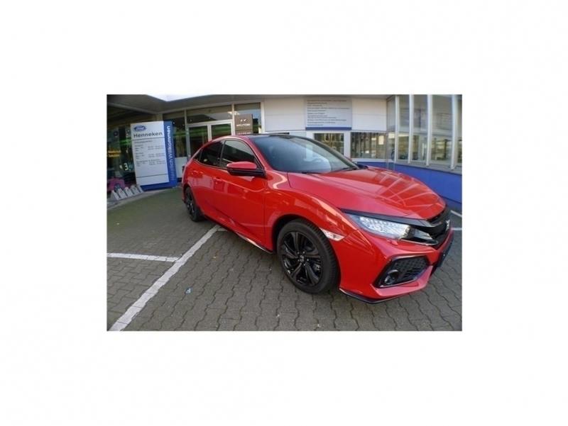 Verkauft Honda Civic 15 I Vtec Turbo Gebraucht 2019 17000 Km