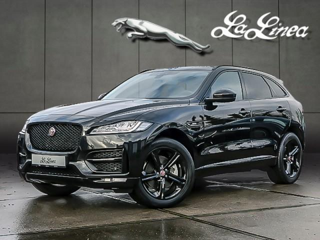 verkauft jaguar f pace 30d awd r sport gebraucht 2016. Black Bedroom Furniture Sets. Home Design Ideas