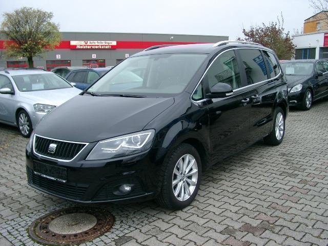 verkauft seat alhambra style 7 sitzer gebraucht 2014 51. Black Bedroom Furniture Sets. Home Design Ideas