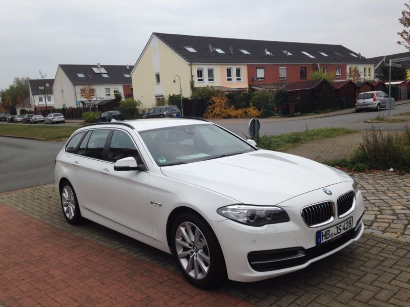verkauft bmw 520 d touring aut gebraucht 2014 km in bremen. Black Bedroom Furniture Sets. Home Design Ideas