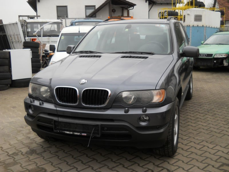 gebraucht bmw x5 2003 km in landshut ergolding. Black Bedroom Furniture Sets. Home Design Ideas