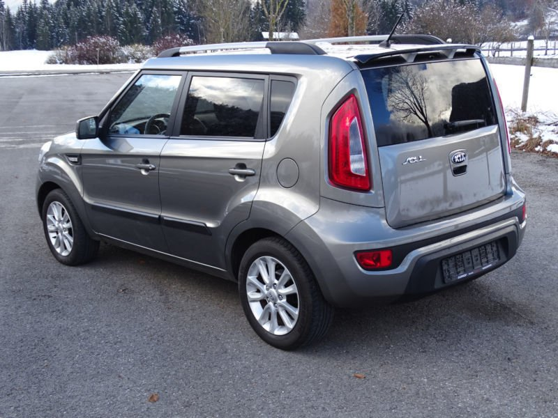 verkauft kia soul edition 7 automatik gebraucht 2012 km in bayrischzell. Black Bedroom Furniture Sets. Home Design Ideas