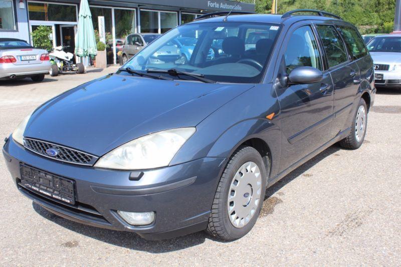 Gebraucht Ford Focus Turnier Ghia Exclusiv Xenon Klima Mp Eur
