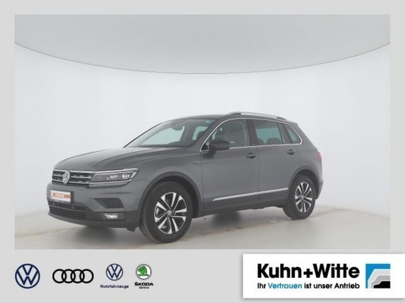 gebraucht 2019 vw tiguan 1 5 benzin 150 ps 21244 buchholz autouncle. Black Bedroom Furniture Sets. Home Design Ideas