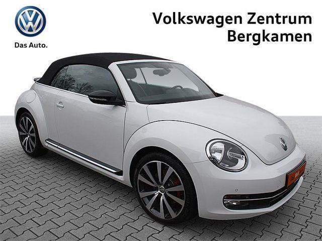 verkauft vw beetle cabriolet 2 0 tsi s gebraucht 2015 9. Black Bedroom Furniture Sets. Home Design Ideas