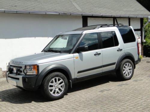 verkauft land rover discovery 3 v6 se gebraucht 2007 km in sitzendorf. Black Bedroom Furniture Sets. Home Design Ideas
