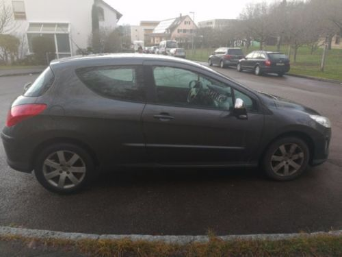 verkauft peugeot 308 150 thp platinum gebraucht 2008 km in ulm. Black Bedroom Furniture Sets. Home Design Ideas