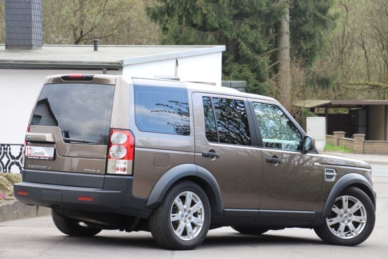 verkauft land rover discovery 4 tdv6 s gebraucht 2012 km in kierspe. Black Bedroom Furniture Sets. Home Design Ideas