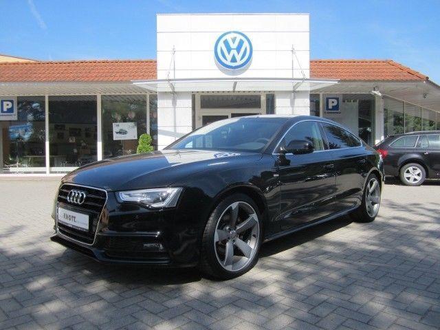 Audi a5 sportback s line 2012 gebraucht 17