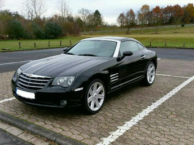 verkauft chrysler crossfire gebraucht 2003 km in wittlich. Black Bedroom Furniture Sets. Home Design Ideas