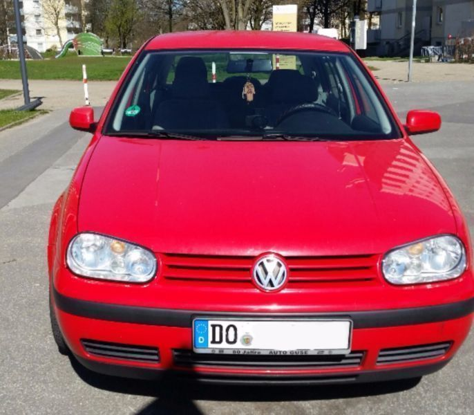 verkauft vw golf 1 4 gebraucht 1998 km in dortmund grevel. Black Bedroom Furniture Sets. Home Design Ideas