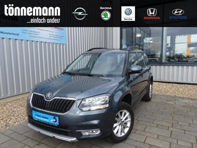 verkauft skoda yeti ambition tdi dsg 4 gebraucht 2016. Black Bedroom Furniture Sets. Home Design Ideas