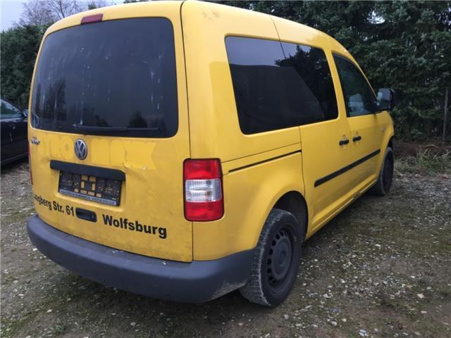 verkauft vw caddy 2 0 sdi gebraucht 2005 km in. Black Bedroom Furniture Sets. Home Design Ideas