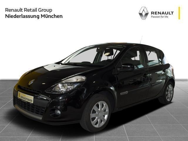 gebraucht Renault Clio III 1.2 16V DYNAMIQUE Klima, Radio, el. FH, ZV Kl