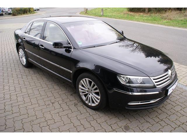 verkauft vw phaeton v6 3 0 tdi autom gebraucht 2011. Black Bedroom Furniture Sets. Home Design Ideas
