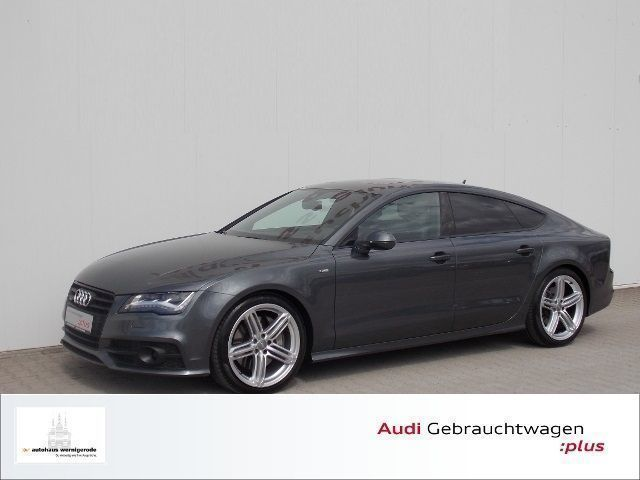 verkauft audi a7 sportback 3 0tdi quat gebraucht 2013 km in wernigerode. Black Bedroom Furniture Sets. Home Design Ideas