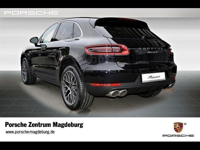 verkauft porsche macan s diesel pdk p gebraucht 2017 km in magdeburg. Black Bedroom Furniture Sets. Home Design Ideas