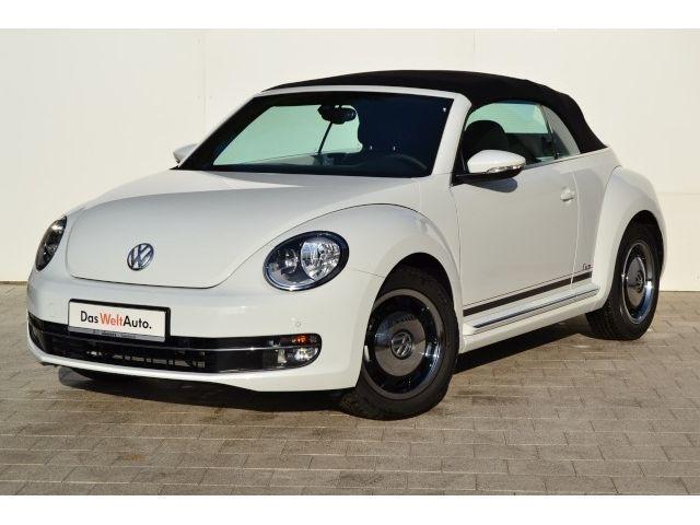 verkauft vw beetle cabrio cup 1 2 tsi gebraucht 2014 2. Black Bedroom Furniture Sets. Home Design Ideas
