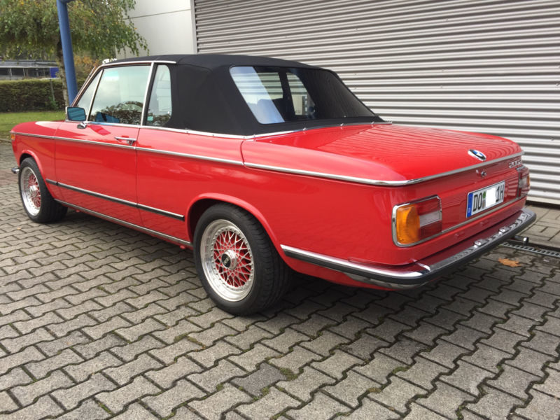 gebraucht cabrio der beste bmw 2002 1975 km in dortmund. Black Bedroom Furniture Sets. Home Design Ideas